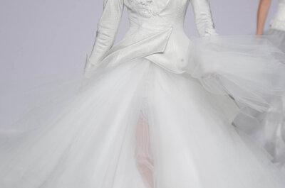 Colección vestidos de novia Jordi Dalmau 2014