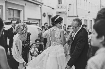 Los 13 tejidos de vestidos de novia más utilizados por los diseñadores