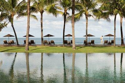 Lua-de-mel em Bali: 13 incríveis hotéis