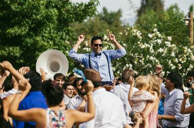10 cosas por las que no debes enojarte el día de tu boda