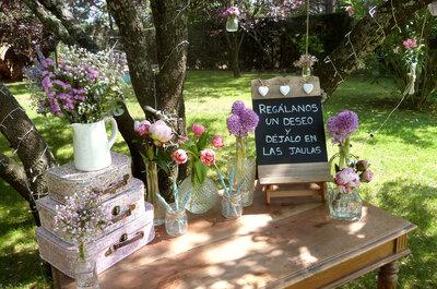 Cómo organizar una boda con mucho estilo y con grandes profesionales