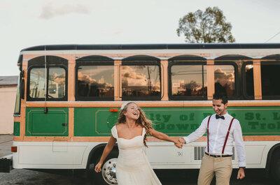 Wie zaubert man eine moderne Hippie Hochzeit? Mit diesen 5 Gestaltung-Tipps!