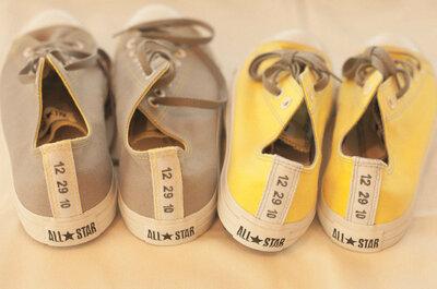 Sapatos, botas e tenis para noivas: qual é o seu estilo?