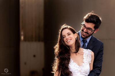 Mini guia para o álbum de casamento perfeito: o 5 faz toda a diferença!