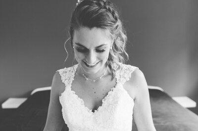De beste bruidsvisagisten uit Zuid-Holland! Straal op jouw grote dag!