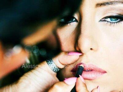 Alessandra Amabile, la make up artist dei vip al servizio del vostro matrimonio