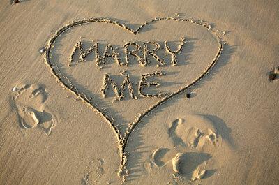 Top 5 Huwelijksaanzoeken: #5