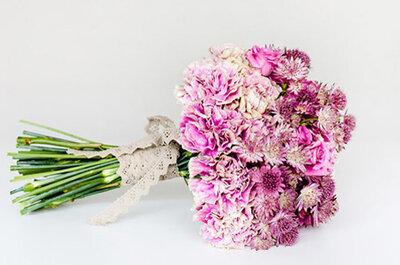 3 Tendencias en ramos de novia 2013