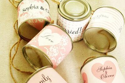 Idee originalissime per le tue partecipazioni di nozze fai da te