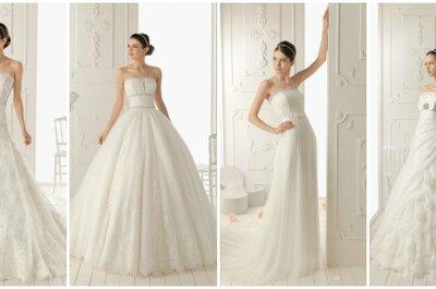 Aire Barcelona 2013, la Collezione perfetta per la sposa moderna!