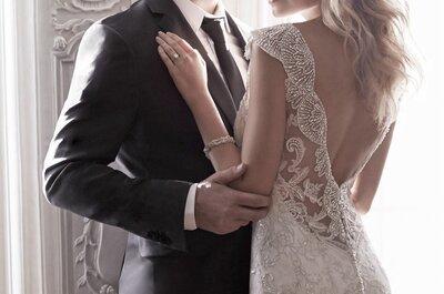 Maggie Sottero 2015: féminité et sensualité pour des mariées à couper le souffle