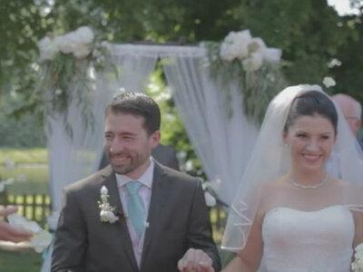 Wideo ślubne, którego każda Para może pozazdrościć! Wiele emocji!