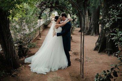 Una casualidad perfecta: la boda de Bea y Carlos