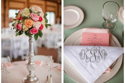 Cómo lucir el rosa cuarzo en tu matrimonio: la tendencia más romántica del 2016