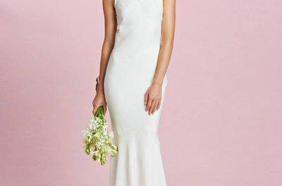 Oscar de la Renta otoño 2015: Vestidos de novia que te harán lucir como la estrella que eres