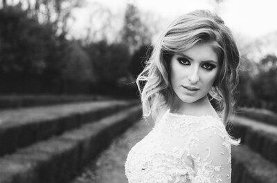 Truques infalíveis para parecer mais magra nas fotografias do casamento