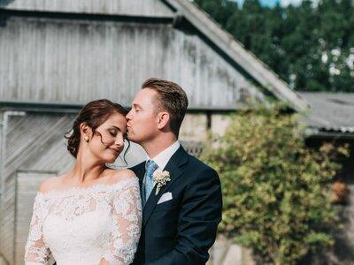 Thomas & Lisa feierten eine unvergessliche Hochzeit mit persönlicher Note