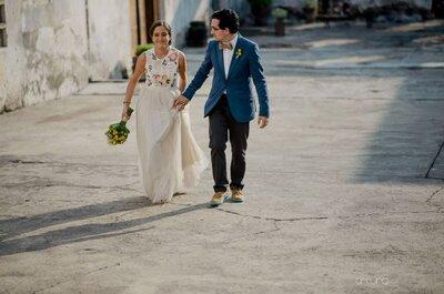Cómo organizar una boda sin que parezca una boda convencional