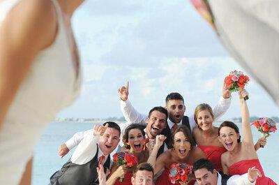 9 personas que no tienes que invitar a tu matrimonio