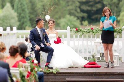 Les Demoiselles de Madame, une équipe de professionnels et un accompagnement personnalisé pour votre cérémonie de mariage !