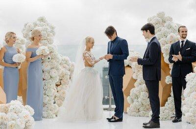Как организовать стильную тематическую свадьбу?
