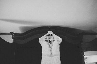 Real wedding : Un mariage champêtre et romantique à souhait