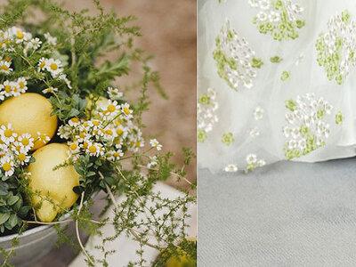 Tu boda de verano sabor lima y limón, ¡refréscate!