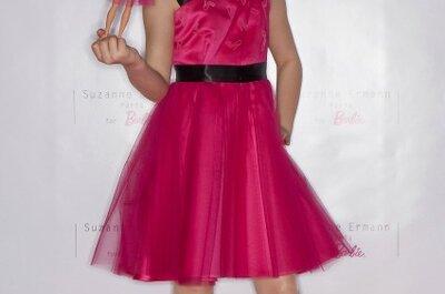 Suzanne Ermann pour Barbie : une collection de robes pour les 4-12 ans