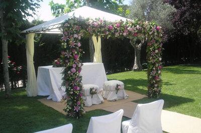 El alquiler del mobiliario de boda, un paso olvidado pero necesario