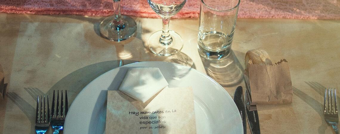 ¿Conoces cómo debes alimentarte antes de la boda?