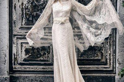 Abiti da sposa Elisabetta Delogu 2016: quando il bridal outfit diventa arte