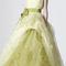 Verde pallido per Vera Wang