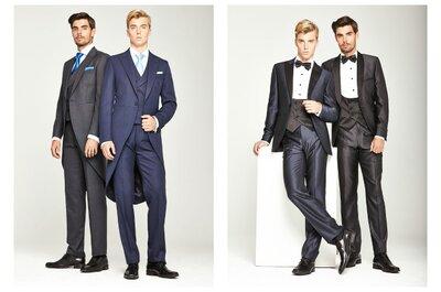 Sir Lucky: exclusividad y trato personalizado para vestir a un novio perfecto