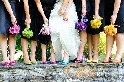 Un irresistibile matrimonio arcobaleno: tante idee per un party frizzante!
