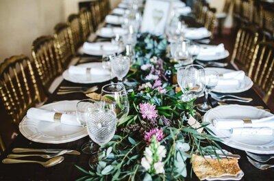 Como decorar um casamento de estilo rústico chic: o estilo de 2016!