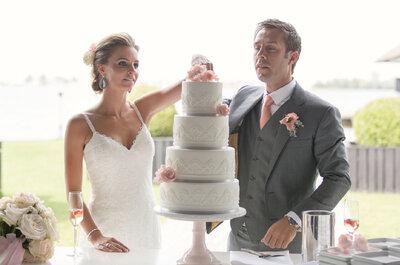 De lekkerste bruidstaart bakkerijen van Zuid-Holland 2016!