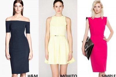Sukienki i dodatki na wesele z kolekcji wiosna-lato 2014