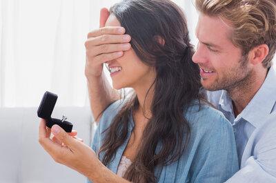 Wann ist es an der Zeit seiner Frau einen Heiratsantrag zu machen?
