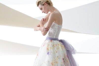 #chiedoamauro2: Cinquanta sfumature di bianco: Pro e Contro di un abito da sposa colorato