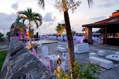 Luna de miel en Cartagena: hoteles con historia y lugares con encanto