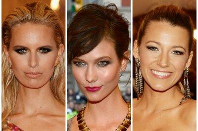 10 looks para invitadas directamente de Nueva York Gala Met 2013
