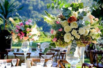 As últimas tendências lindas e de sucesso comprovado nos casamentos!