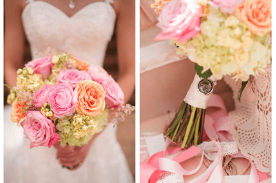 Flores trendy: Los ramos de novia más lindos del 2013