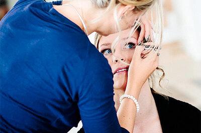 El perfecto maquillaje de novia: Cómo conseguirlo