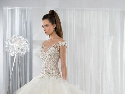 Elegante Brautkleider von Demetrios 2016: Atemberaubende und märchenhafte Brautmode!