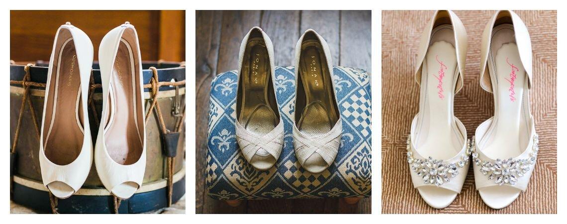 Bequem, kreativ & bereit für die Hochzeit: Das sollten Sie mit Ihren Brautschuhen vor der Hochzeit tun!