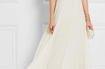 Vestidos de noiva que rompem as regras: quando a diferença encanta e salta à vista!
