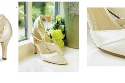 Brautschuhe im Online Shop kaufen?
