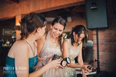 Bailarinas para invitadas de boda: calzado, ¡SOS!