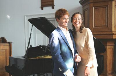 Muziek voor op je bruiloft! Volg de tips van JES Music!!